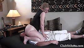 FF - Tongue Fuck Nasty Granny's Ass (Family Fantasy)
