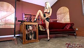 Pleasing Mistress May