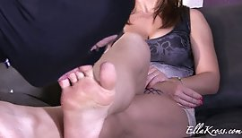 Teaching New Slave How to Worship My Feet!(WMV Full Hd 1080p Format)