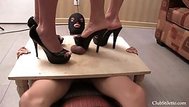Black Stiletto CBT